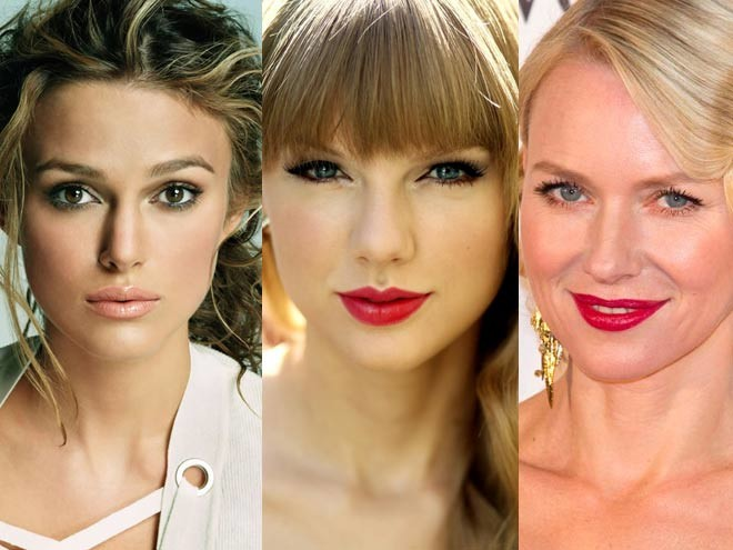Celebrities With Small Eyes